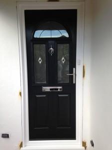 Solidor composite door